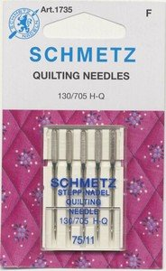 Schmetz 1735 - Quilting Machine Needle Size 11/75