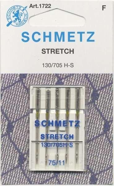 Schmetz 1722 - Stretch Machine Needle Size 11-75