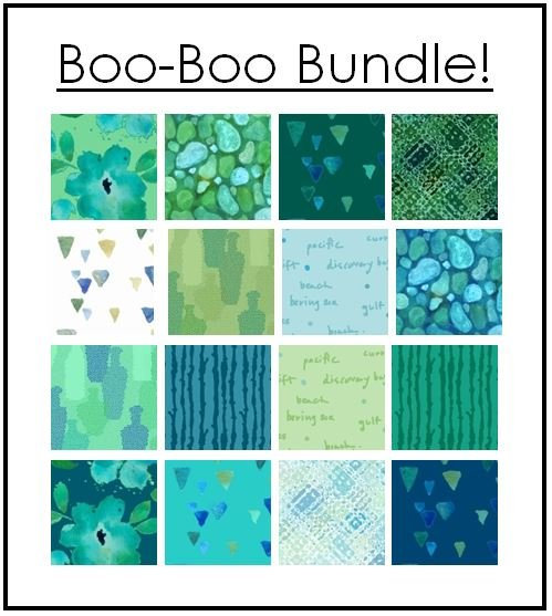 Designer Duo - Seaglass Boo-Boo Bundle!