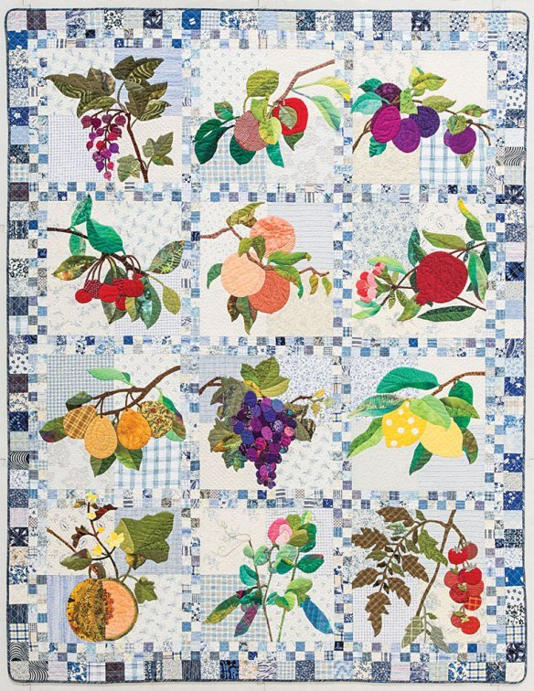 Simply Delicious Quilt KIT