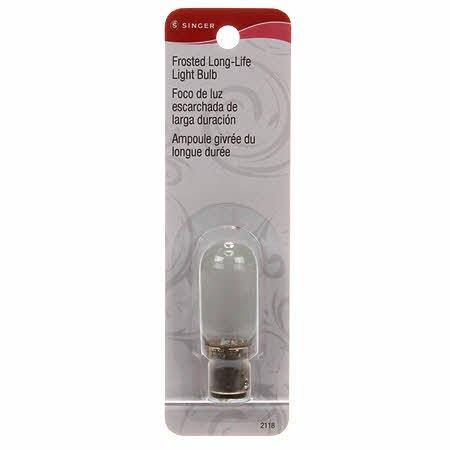 Singer - Long Life 15 Watt 120 Volt Bulb - 2120
