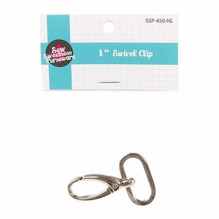 Sew Sweetness - 1in Swivel Clip - SSP - 450 - NL