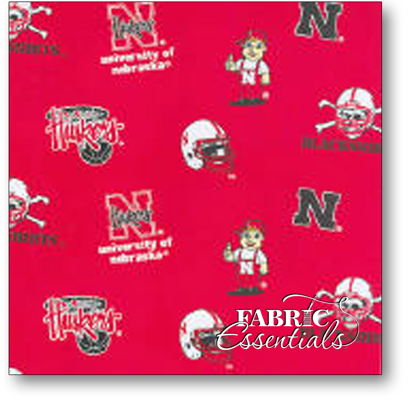 Sykel - College Cottons - Nebraska University - NEB-045