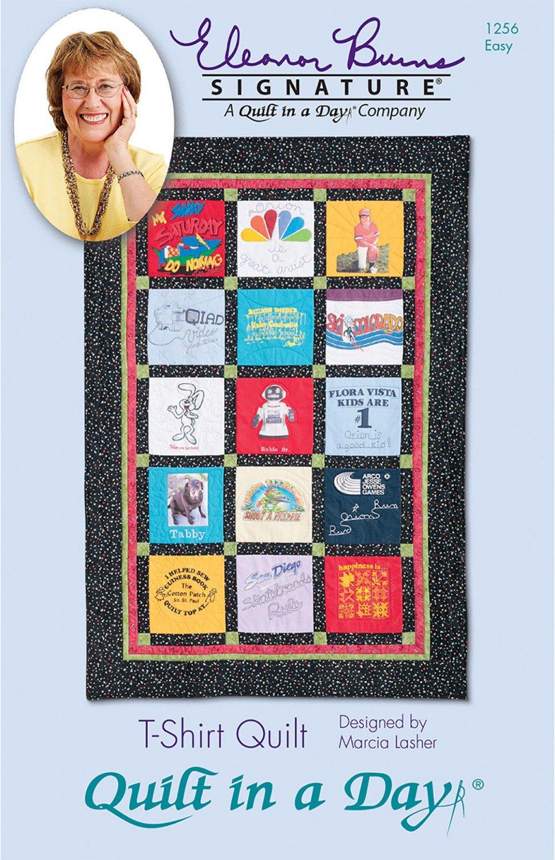 T-Shirt Quilt (Eleanor Burns)