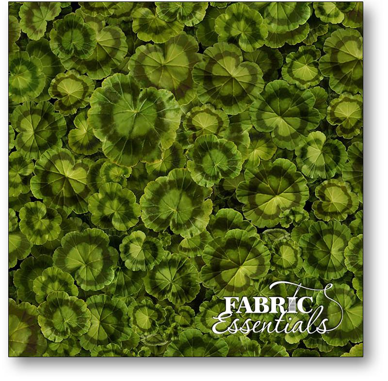 Timeless Treasures - Front Porch - Geranium Leaf - C6379-Leaf
