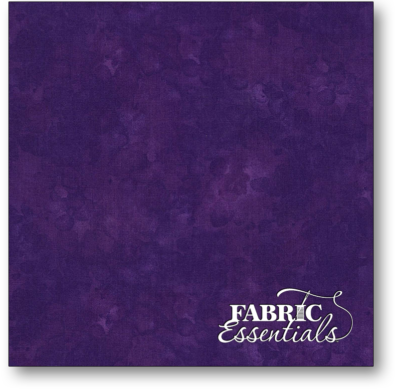 Timeless Treasures - Kimberly Collection - Solid-ish Basic - Kim-C6100-Violet Tonal Blender