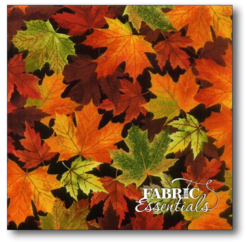 Timeless Treasures - Maple Leaves - Autumn - c4978-leaf