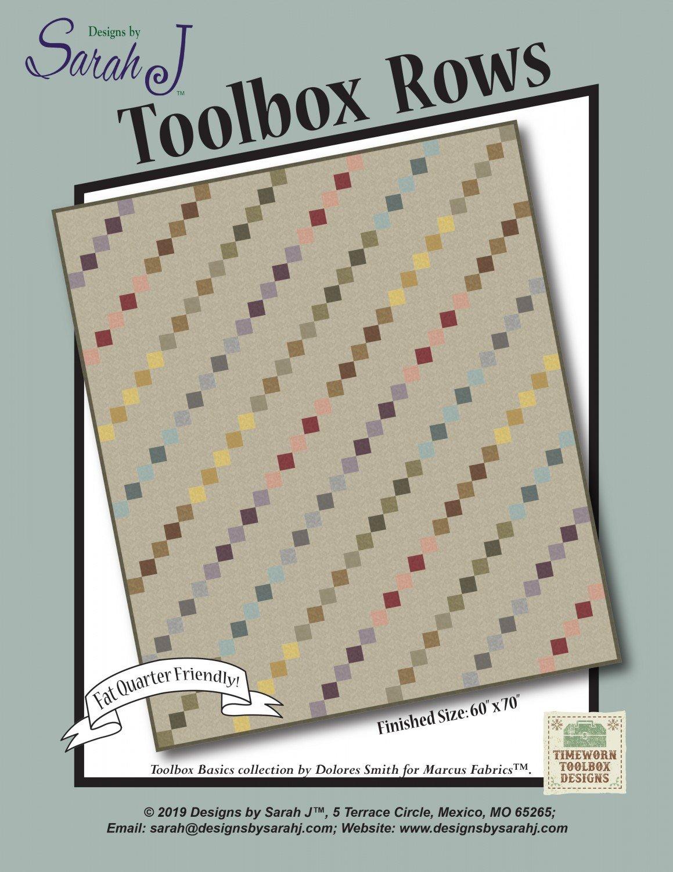 Toolbox Rows - DSJ2070