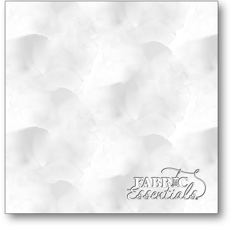 Wilmington - Watercolor Texture - Awakenings - 3039-13408-109 - White