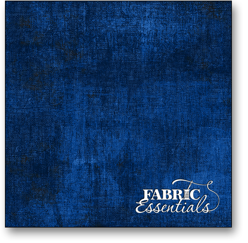 Wilmington - Dry Brush Essentials - 108in Wide Backing - 1055-7213-499 - Royal Blue
