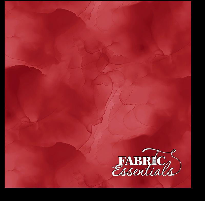 Wilmington - Essentials - Watercolor Texture - 3039-13408-339 - Red