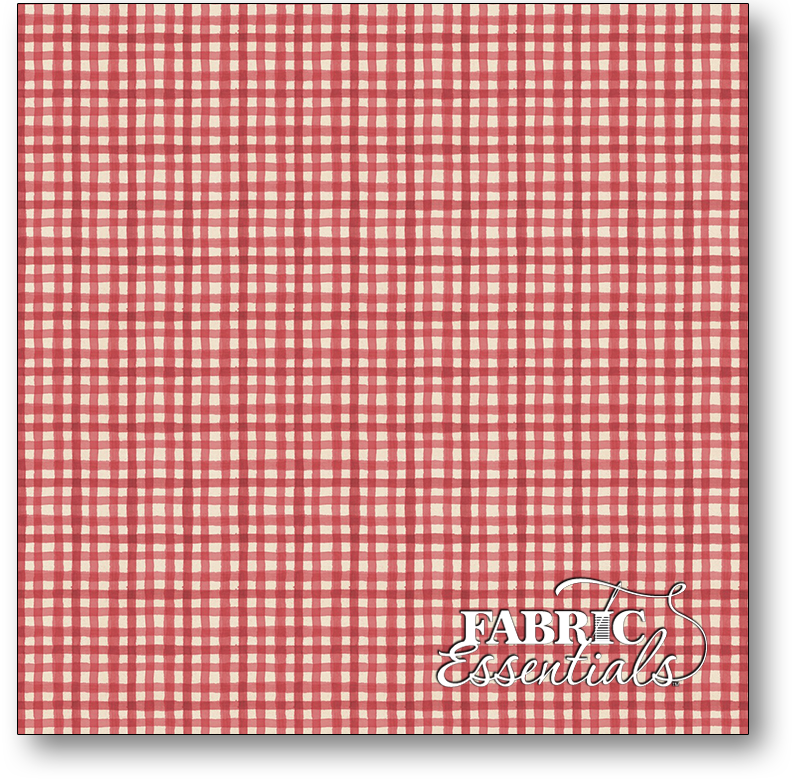 Wilmington - Farmhouse Chic - 1077-89243-331 - Red Gingham