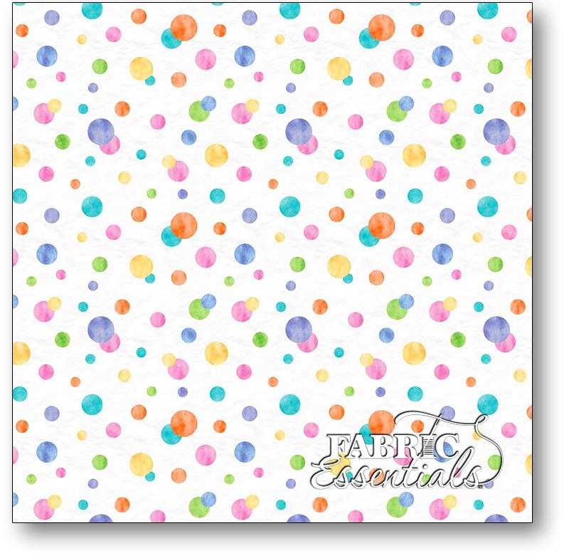Wilmington - Raindrops & Sunshine - 3007-68553-165 - White Circles