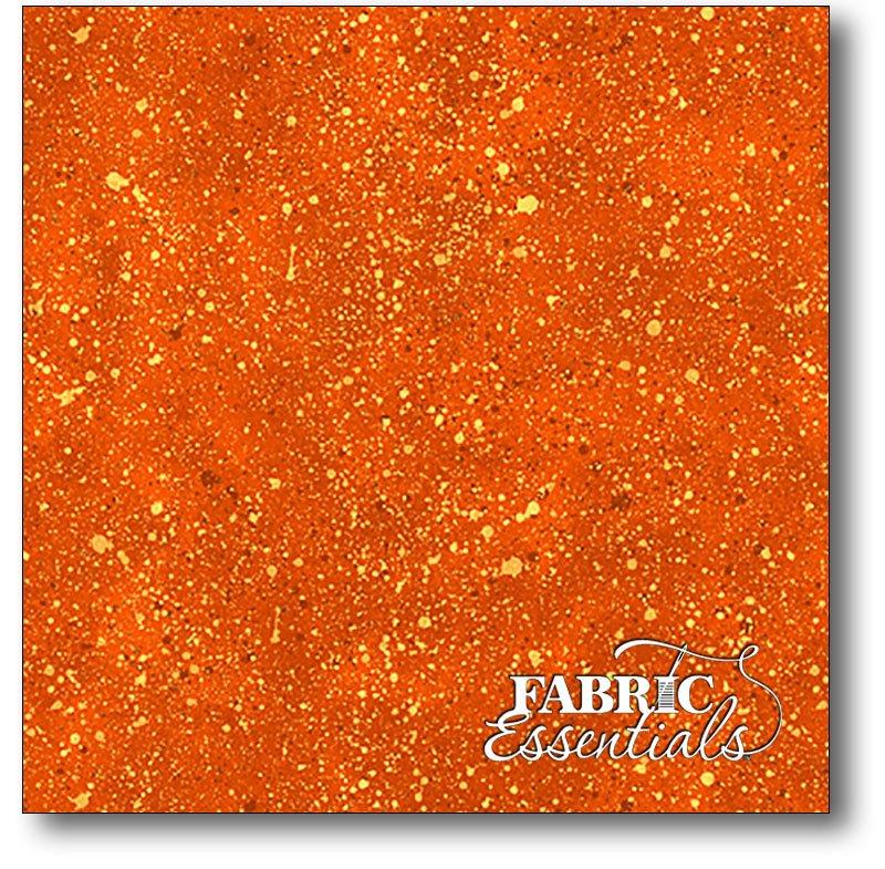 Wilmington - Essentials - Spatter - Q1080-31588-858 - Bright Red Orange
