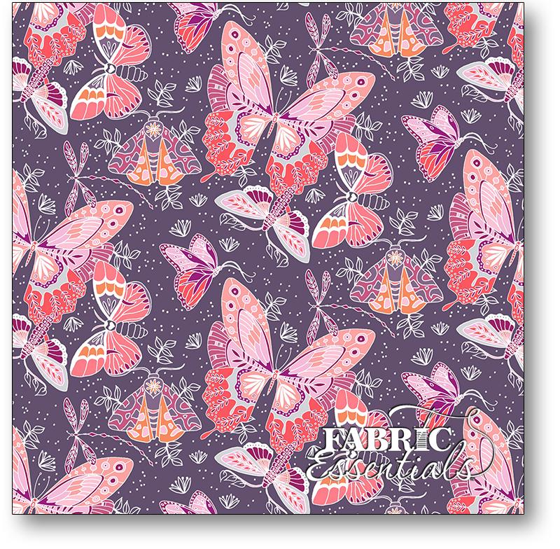 Windham - Aerial - 52179-2 - Grape Flock