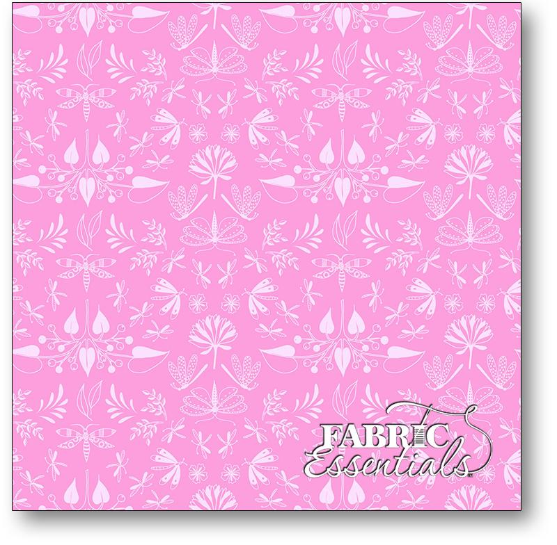 Windham - Aerial - 52180-4 - Pink Wingspan