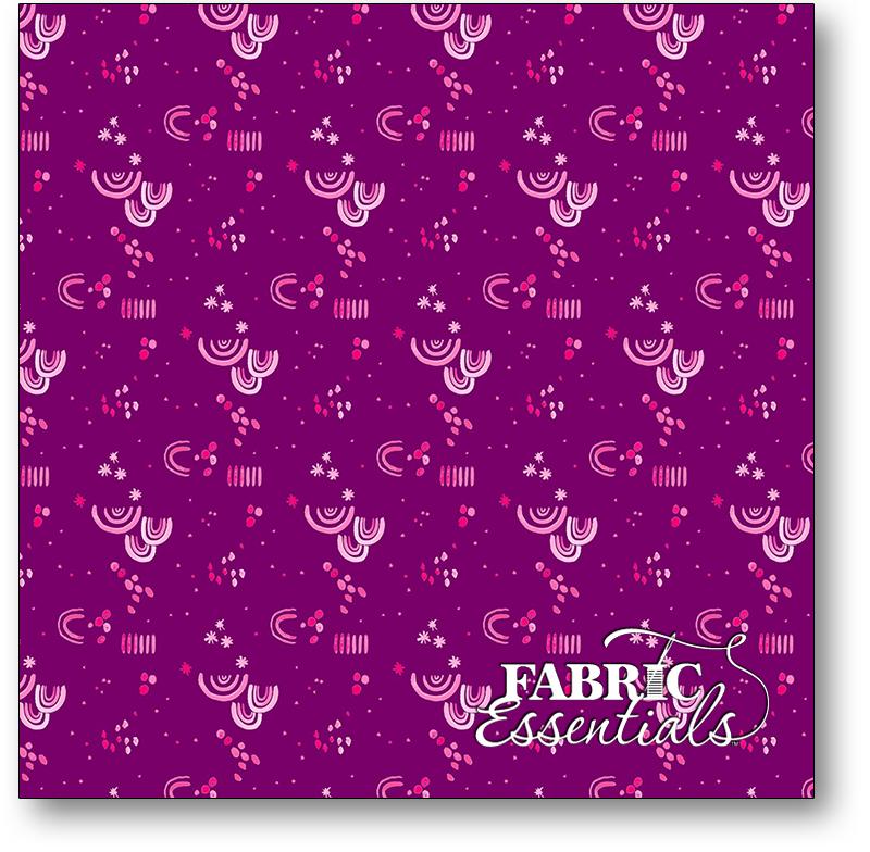Windham - Aerial - 52184-15 - Purple Aerial Embellishment