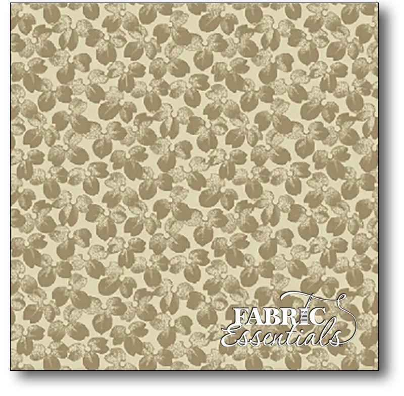 Windham - Carmen - Mono Leaf - 41041-2 Tan