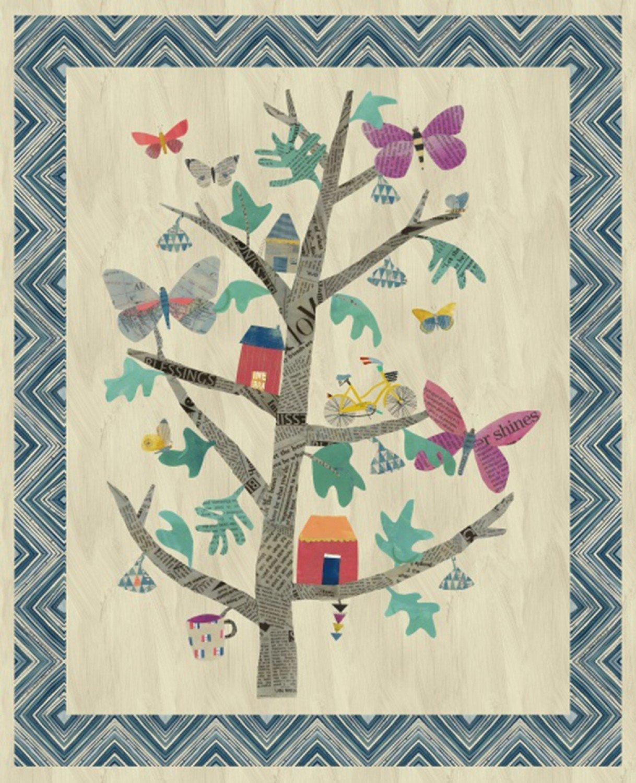 Windham Fabrics - Wonder LARGE PANEL - Digital Print - Approx 53 x 44 - 50763DP-X