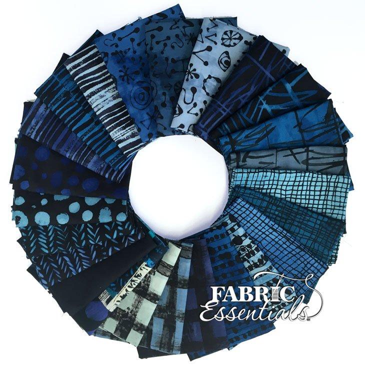 Windham - Marcia Derse - The Blue One ~ Bundles ~ 24 Fat Quarters Half-Yards or Yards!!