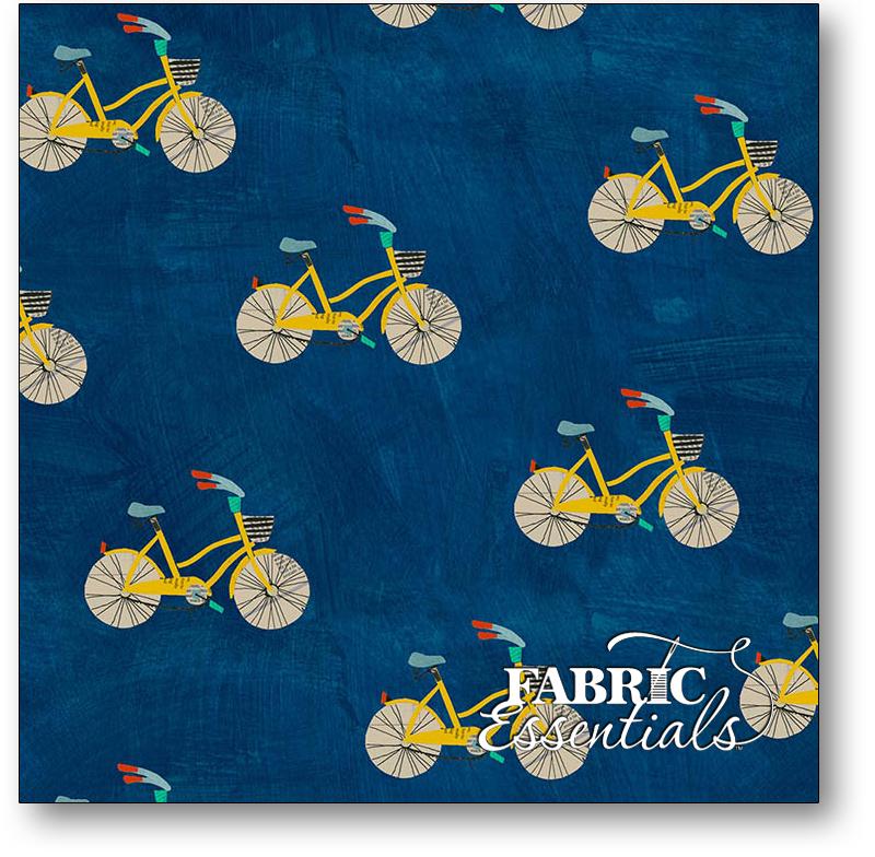Windham - Wonder - 50516-2 - Little Bikes - Navy