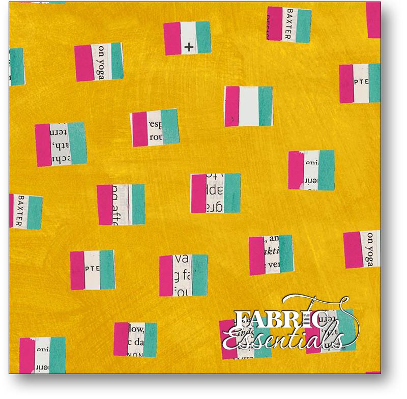 Windham - Wonder - 50518-4 - French Flags - Mustard
