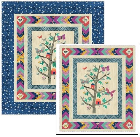 Wonder - The Wishing Tree KIT - Start With a PANEL - TWO SIZES!