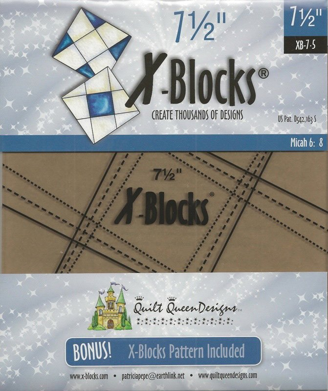 X-Blocks Tool - 7.5