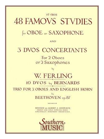 48 Famous Studies by Wilhelm Ferling