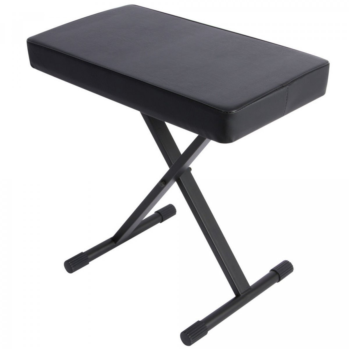 OnStage Deluxe X Style Keyboard Bench