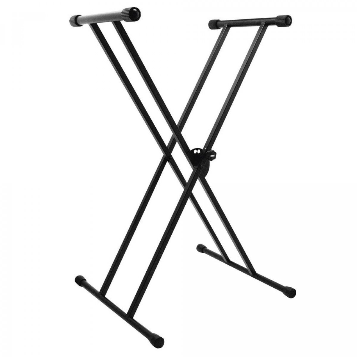 OnStage Double X Keyboard Stand