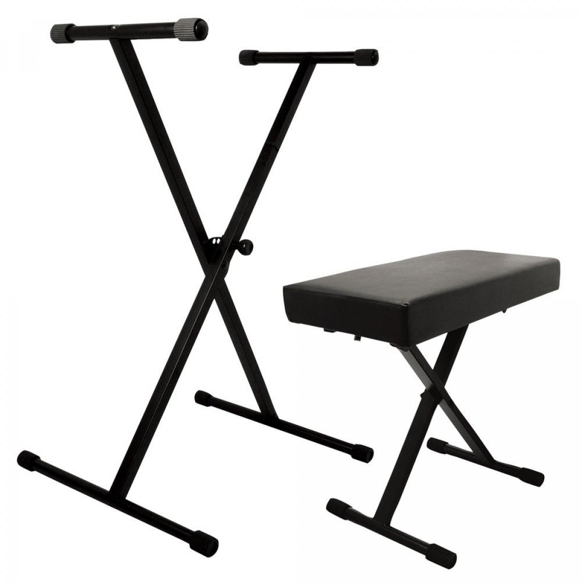 OnStage Keyboard Stand and Bench Pack