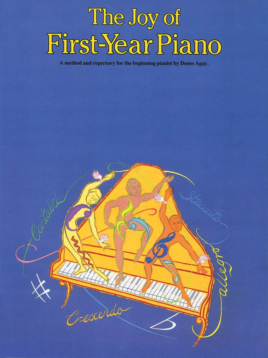The Joy Of First-Year Piano