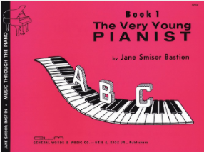 Jane Bastien - The Very Young Pianist