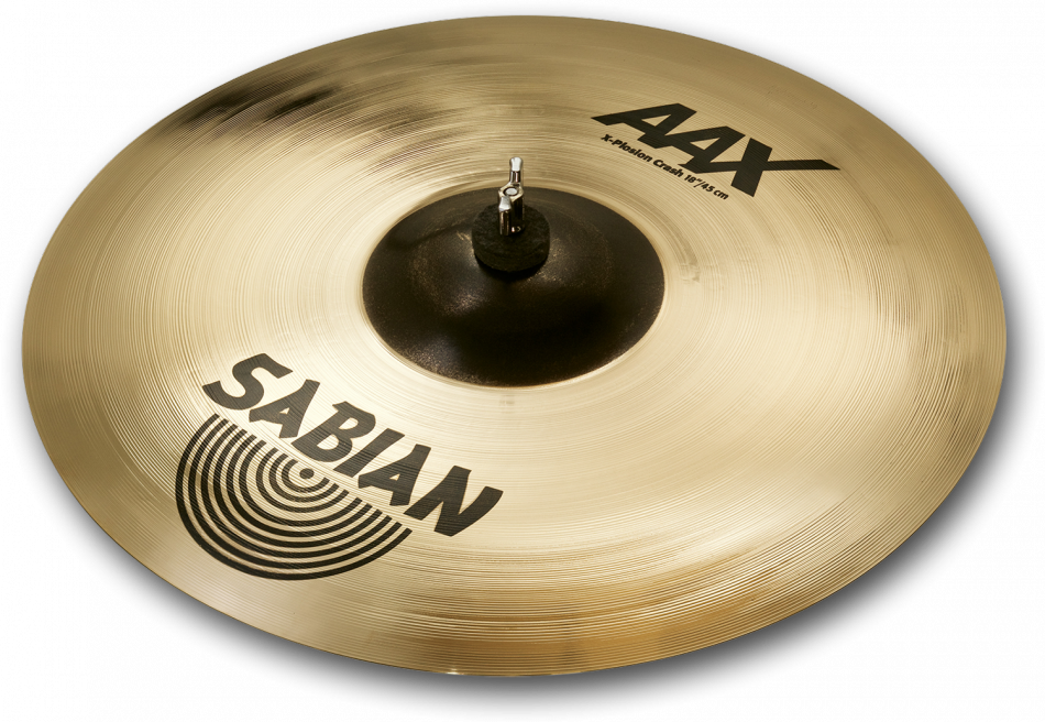 Sabian AAX Xplosion 18 Crash