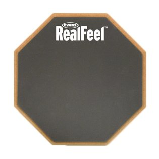 Evans Real Feel 6 Pad