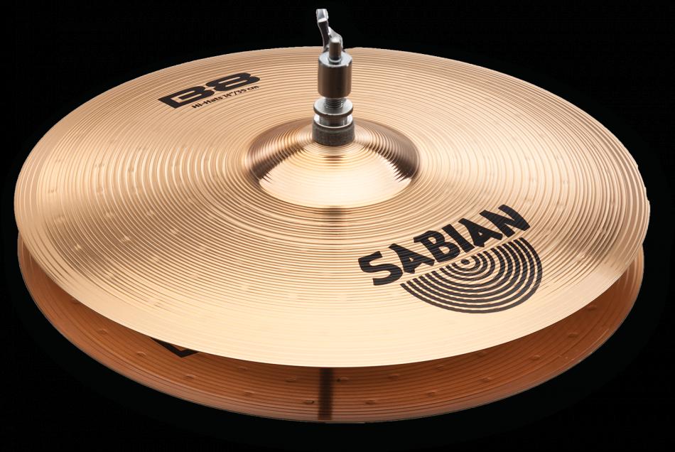 Sabian B8 14 Hi Hats