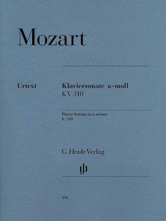 Mozart: Piano Sonata in A Minor