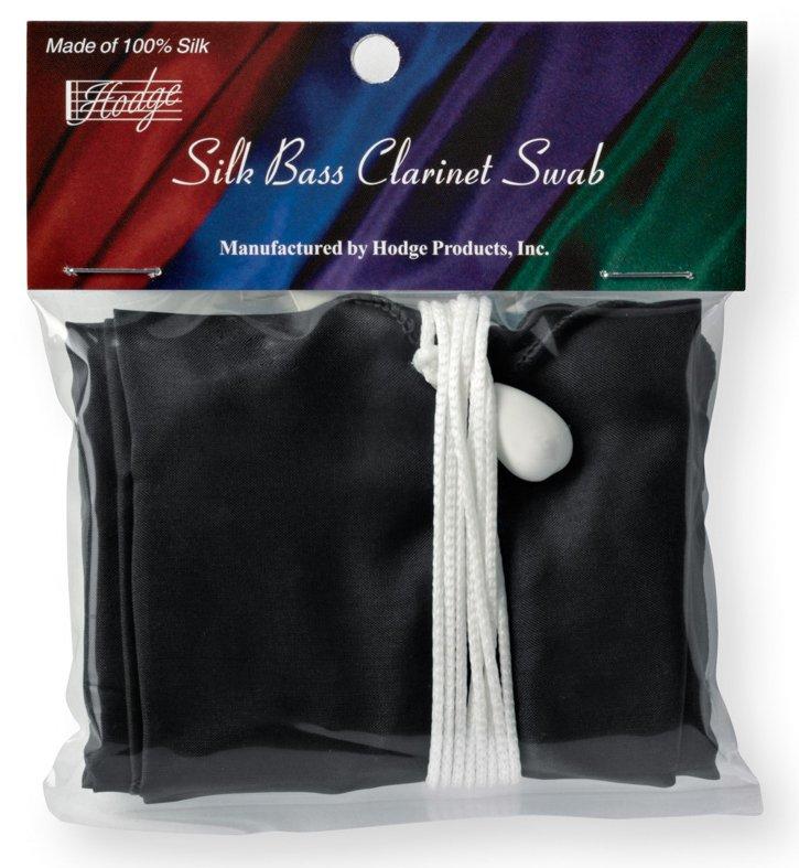 Hodge Bass Clarinet Silk Swab
