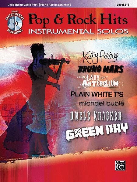 Pop and Rock Hits Instumental Solos (w/ Piano Accompaniment)