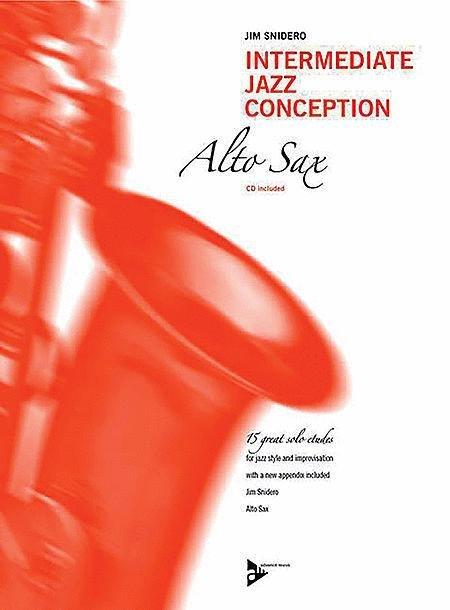 Intermediate Jazz Conception for Saxophone