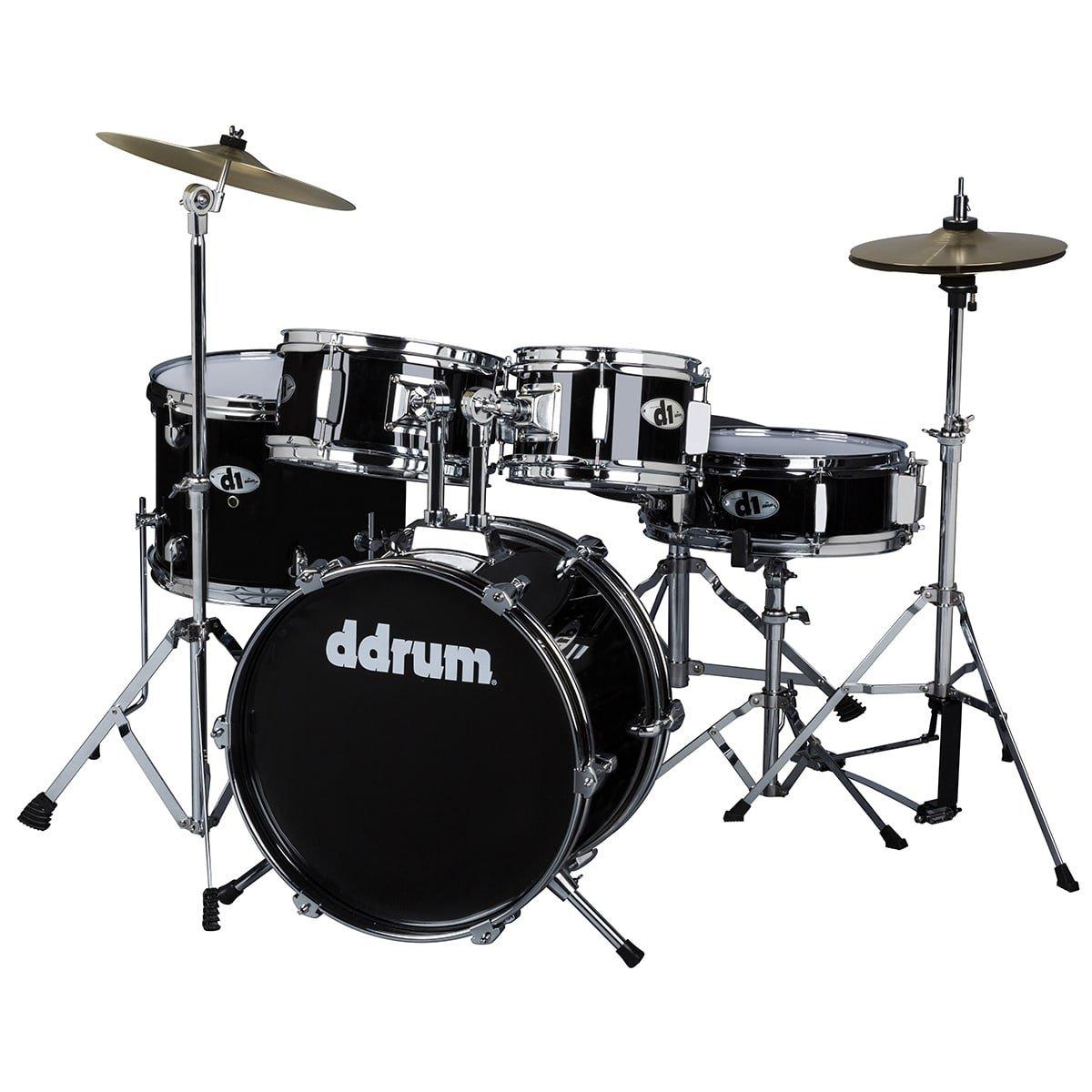 DDrum 5 Piece Junior Drum Set