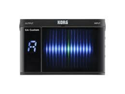 Korg GA Custom Instrument Tuner