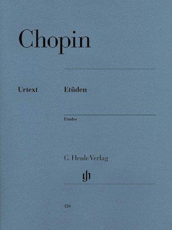 Chopin Etudes Piano Solo