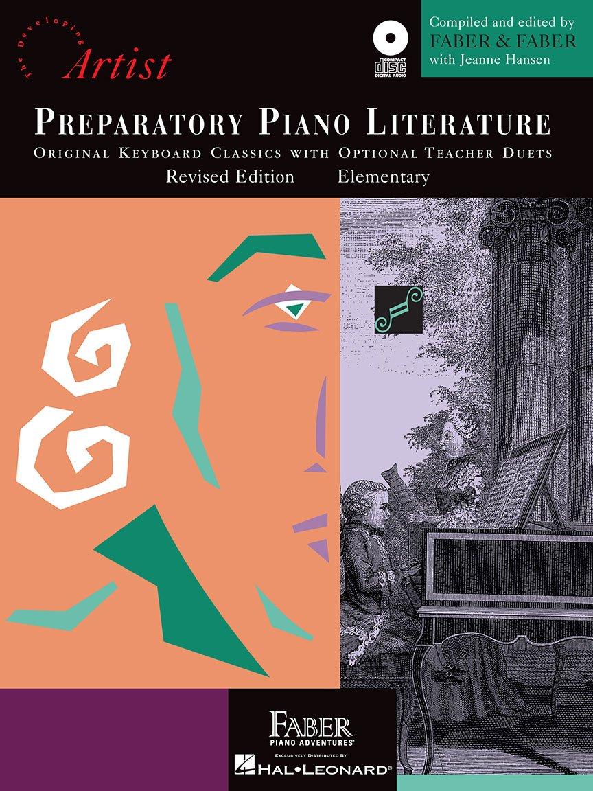 Faber Piano Literature