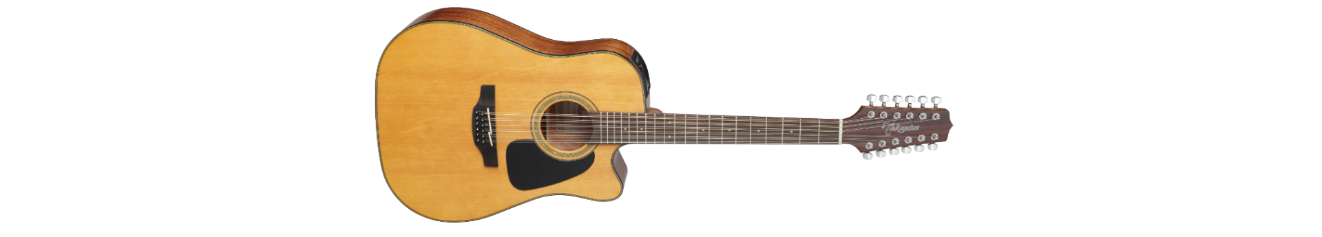 Takamine GD30CE-12NAT 12-String Dreadnought with cutaway