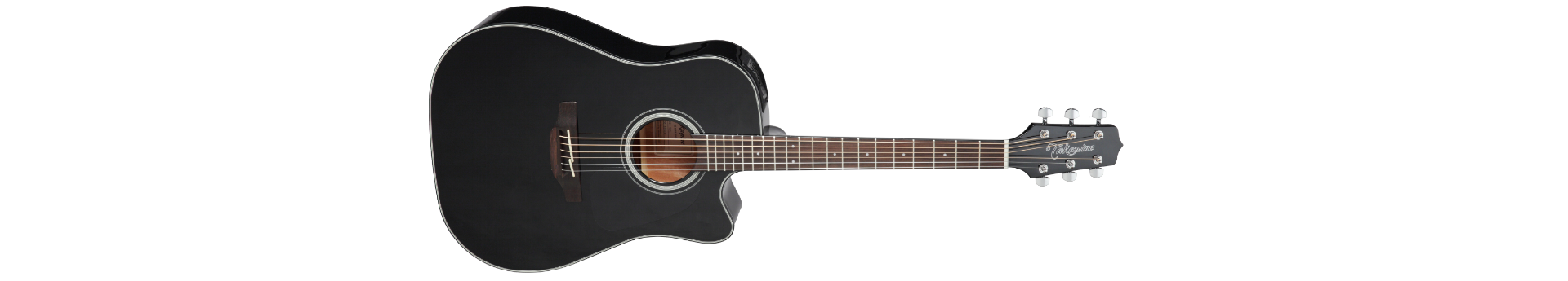 Takamine GD30CE-BLK Acoustic/Electric Dreadnought Guitar