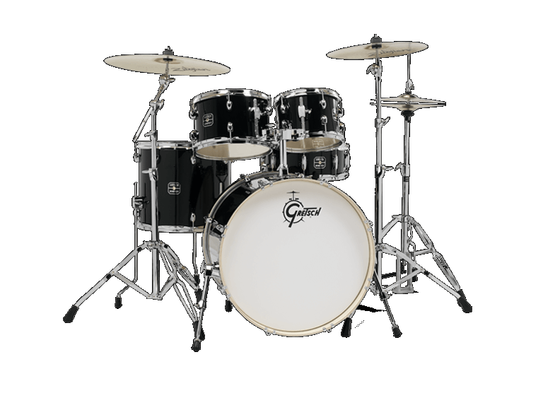 Gretsch Energy 5PC Kit with Zidljian Cymbals