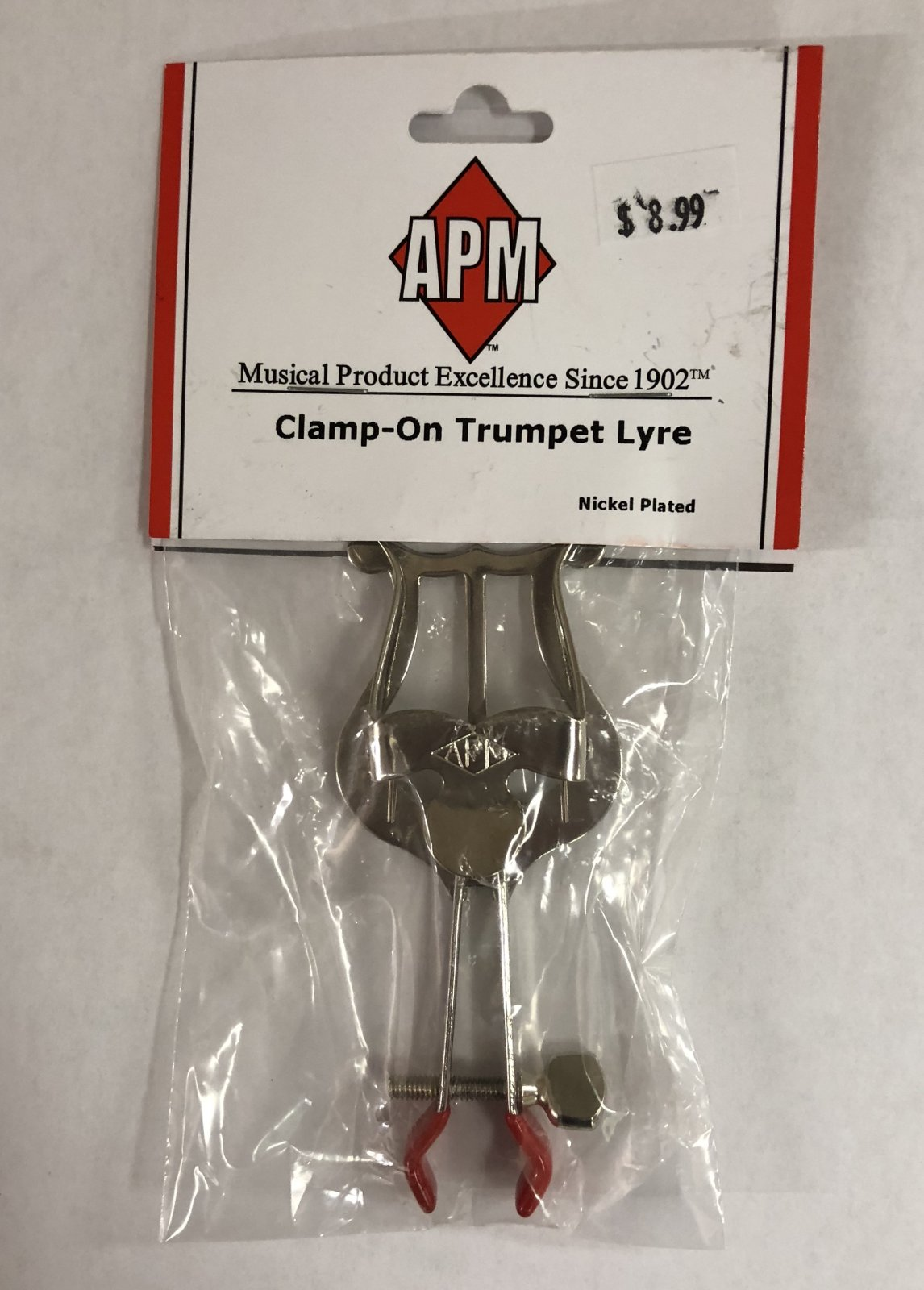 APM Clamp-On Trumpet Lyre