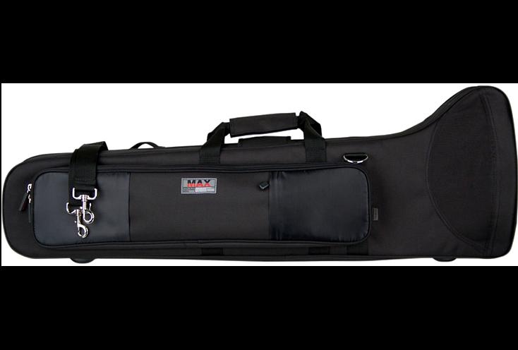 ProTec Max Black Trombone Case